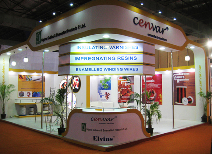 Exhibition Stall Manufacturer In Gujarat : Exhibition stall designing fabrication