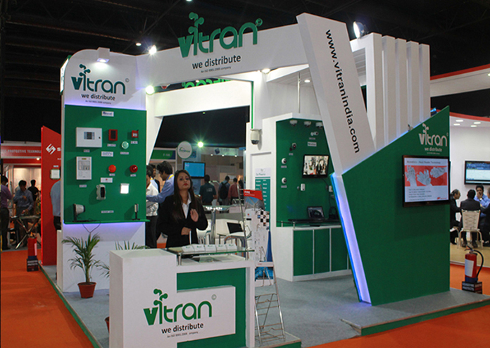 Exhibition Stall Materials : Exhibition stall designing fabrication